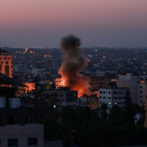 Palestinian Militant Commander killed in Gaza strike