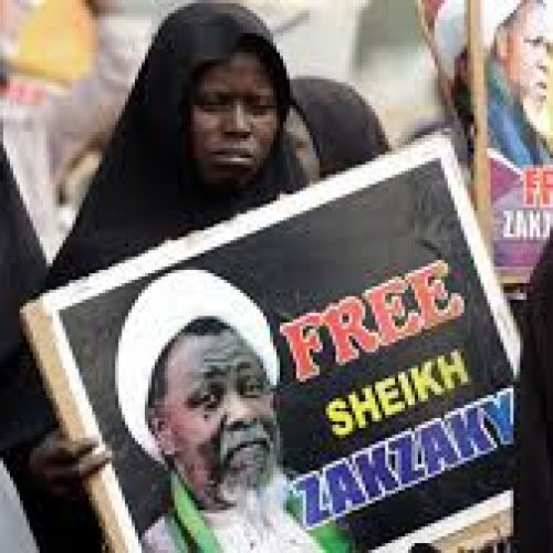Islamic Movement of Nigeria Kicks Against Transfer Of El-Zakzaky, Wife From DSS Custody To Prison