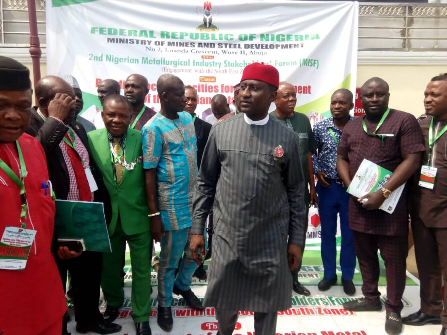 Harnessing of Mines Sector, Key to Industrial Development — Gov. Ihedioha