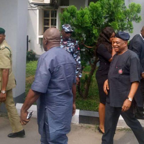 Former Abia Governor, Orji Kalu Bags 12 Years Imprisonment Over N7.65billion Fraud