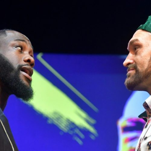 Fury chasing knockout in Wilder rematch
