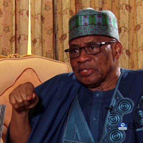 Only A Stupid Soldier Will Think Of A Coup – IBB