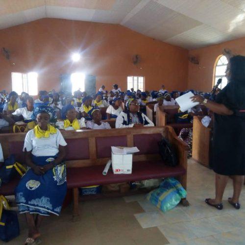 UNICEF, NOA Sensitises Women Against Lassar Fever, Unheigenic Practices