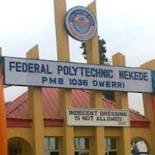 Federal Polytechnic Nekede to Procure Laptop Computers for Staff to Enhance Efficiency