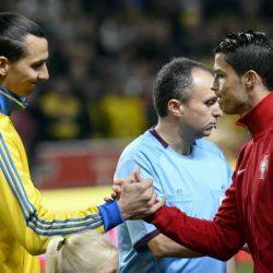 Ronaldo, Ibrahimovic Set for Italian Cup Clash