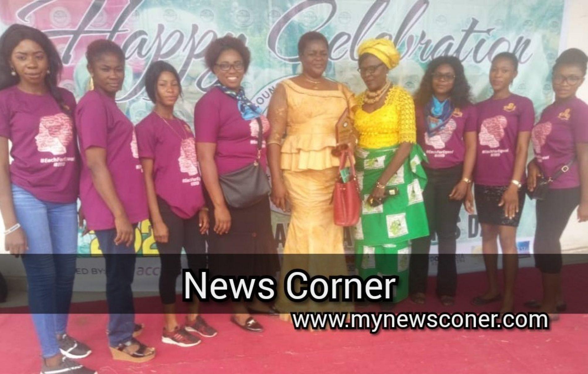 """Ngozi Obiefule receives """"Ambassador Woman of Inspiration"""" Award"""