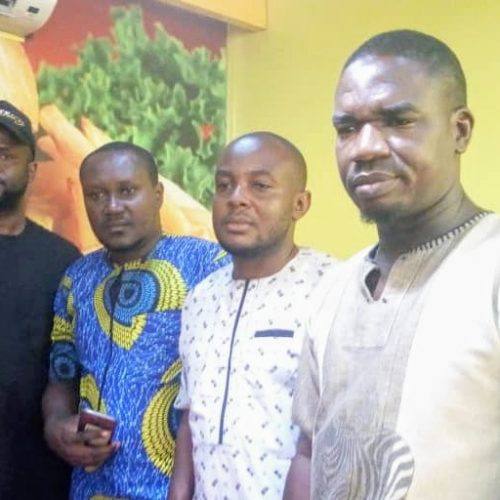 Imo Online Media Practitioners Inaugurates New EXCOS
