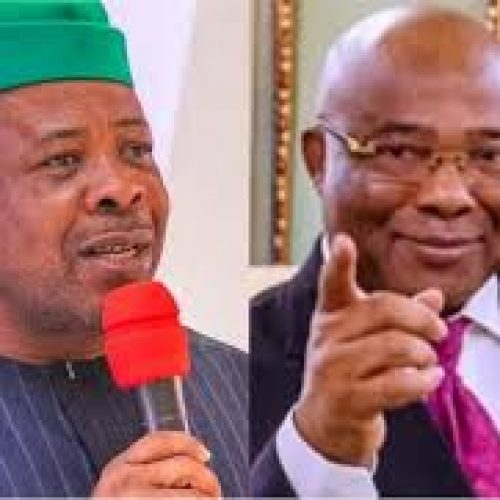 BREAKING: Supreme Court Dismisses Ihedioha's Application For Review, Upholds Uzodimma Victory