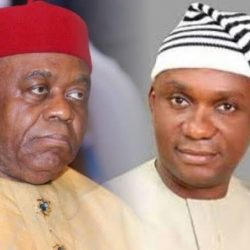 Ochendo, Ikuku and the Evil Machinations of Advanced Power Politicians