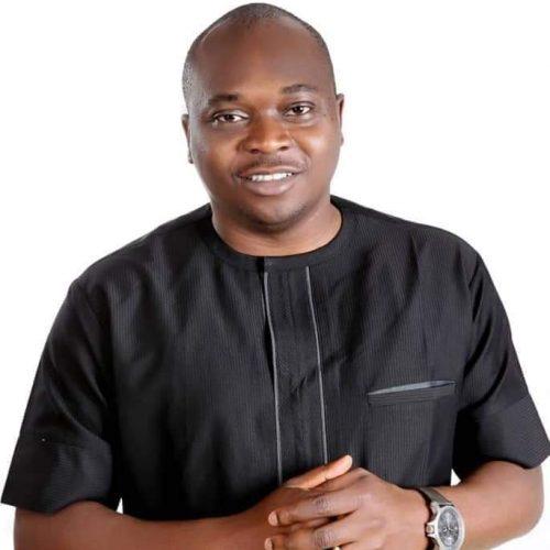 Sam Otuibe Donates Food Items to Constituents to Cushion Coronavirus Effects