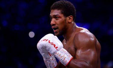 """""""Tyson Fury on my hit list, holding something that I want""""– Anthony Joshua reveals"""
