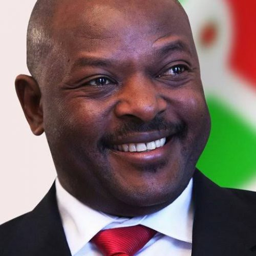 Burundi President Applauds Chosen Successor On Election Victory