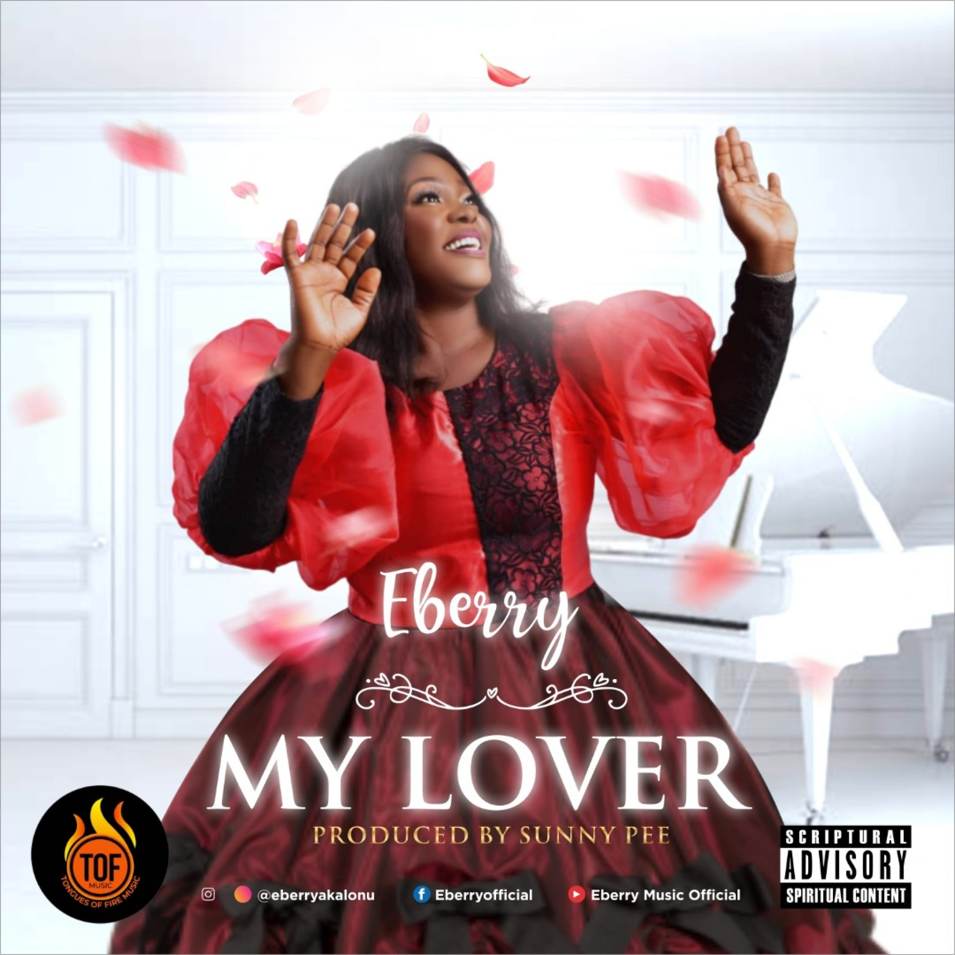 """Gospel Audio: Popular OAP E-Berry Win Hearts with New Release Entitled """"My Lover"""""""