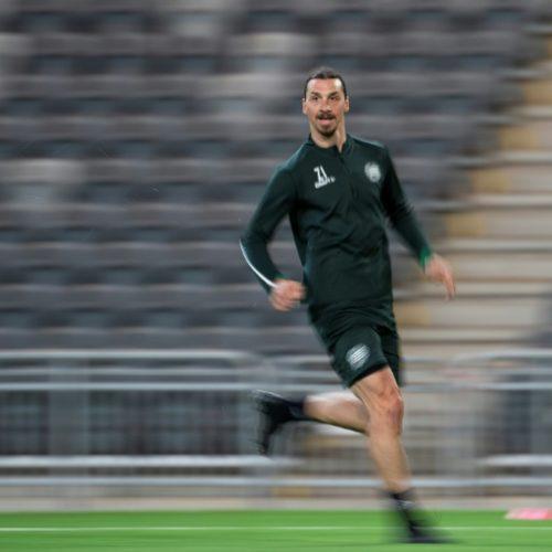Ibrahimovic Returns to AC Milan
