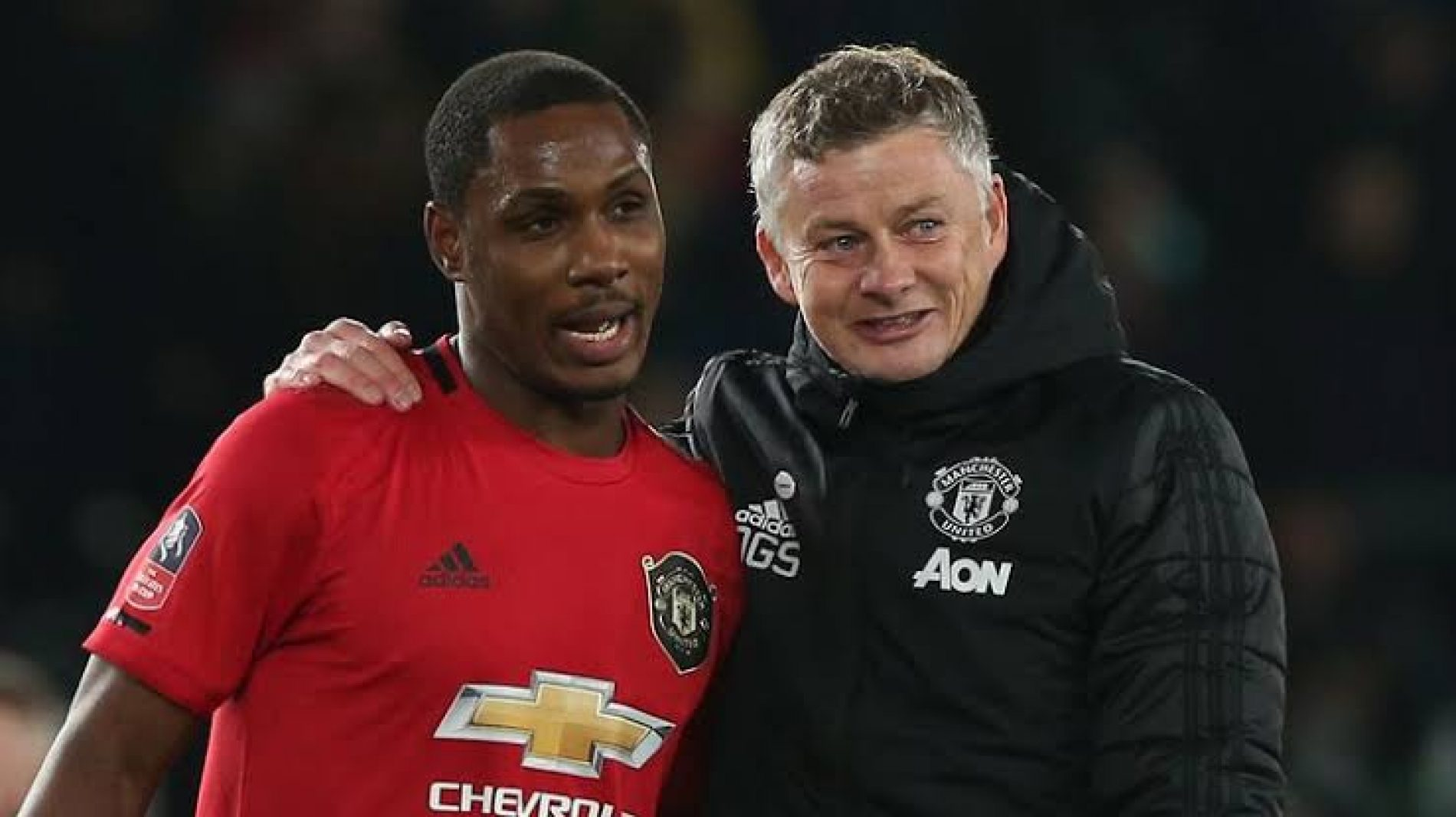 Man Utd Manager Solskjaer Hopeful that Ighalo Stays with Club