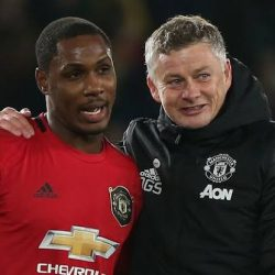 Man Utd Manager Solskjaer Hopeful that Ighalo Stays with Club
