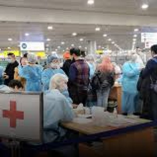 Russia Reports Over 10,000 New COVID-19 Infections