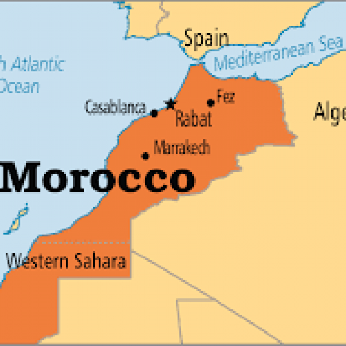 Morocco Launches Fleet Of Drones To Tackle COVID-19 From The Sky