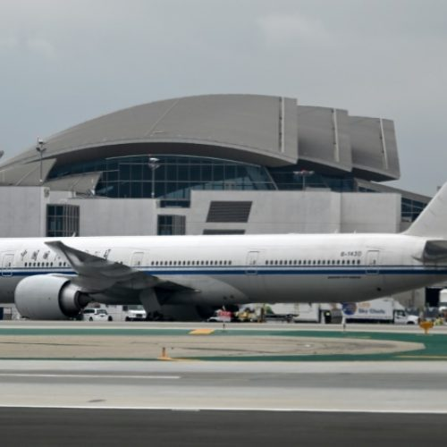 US Suspends Flights By Chinese Airlines in New Spat With Beijing