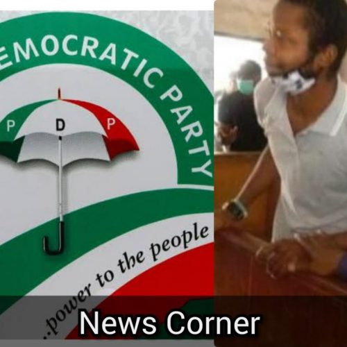 Ambrose Nwaogwugwu: PDP Accuses APC Govt of Political Intolerance …Says Members Now Endangered Specie