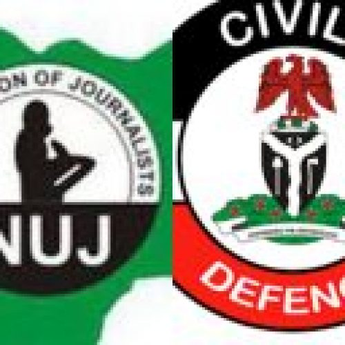 Attack on Imo Journalist: NUJ Satisfied With NSCDC Commandant Intervention, Reconcile Differences …lauds Commandant's media-friendly disposition