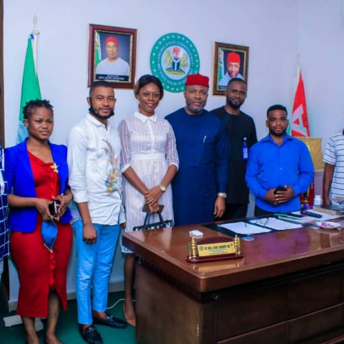 Fake News: Member Representing Obowo State Constituency in Imo Assembly, Kennedy Ibeh Partners Imo OMPAN