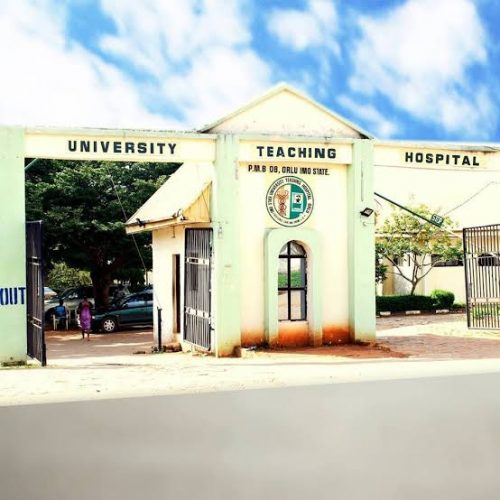 Strike: IMSUTH Resident Doctors Demand Payment of 3 Months Salary Arrears, CONMESS