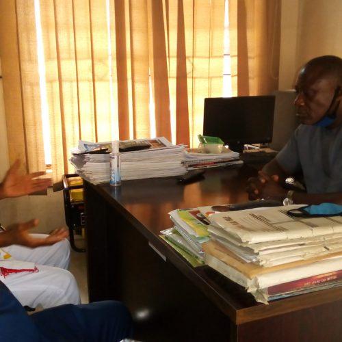 """""""Criticize Uzodinma-Led Govt Positively"""" -Imo NUJ Chairman Akaraonye Urges Opposition"""