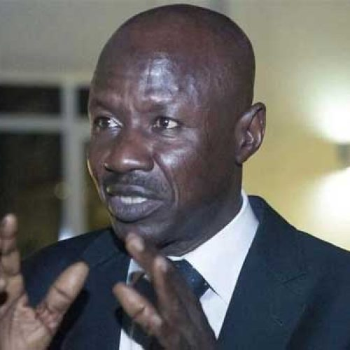 Suspended EFCC Chairman, Magu Released From Police Custody