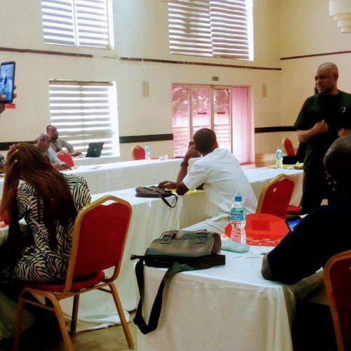"""Advocacy: """"High Time To Uphold Clean Imo Water Law and Policy"""" – USAID E-WASH Team Charges Imo Govt and Imolites, Commends Media Practitioners"""