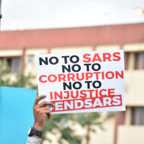 #EndSARS Protests in Enugu: Chronicles of Events