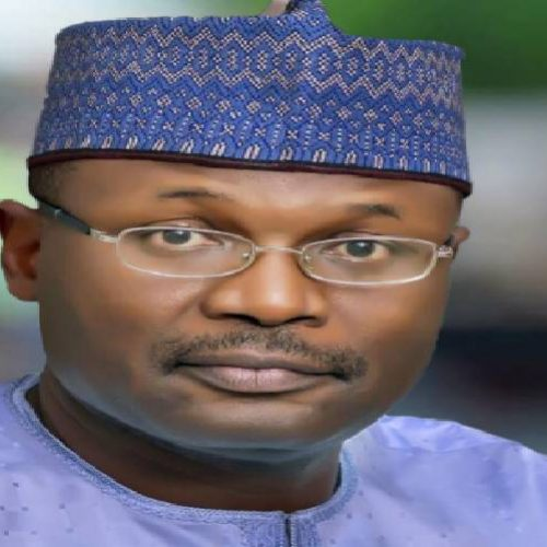 Buhari Re-appoints Mahmood Yakubu as INEC Chairman