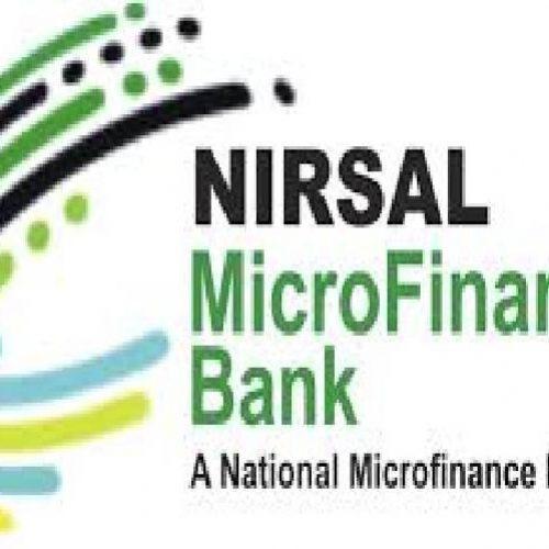 FG N75bn Youth Fund: NIRSAL Microfinance Bank Gets Framework For  Disbursement