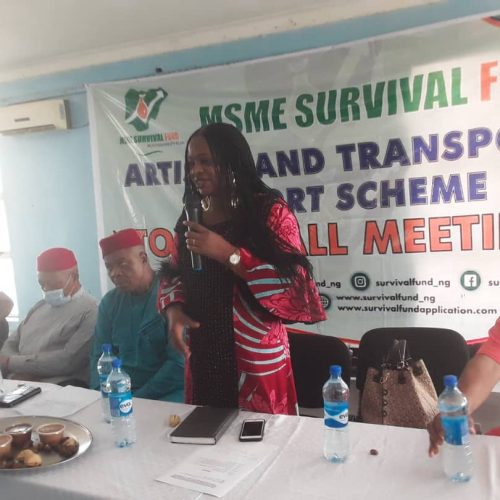 Imo Govt Urges Artisans, Business Owners To Access FG MSME Fund