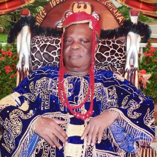 High Chief Igbokwugharia Chilaka goes home Dec 26