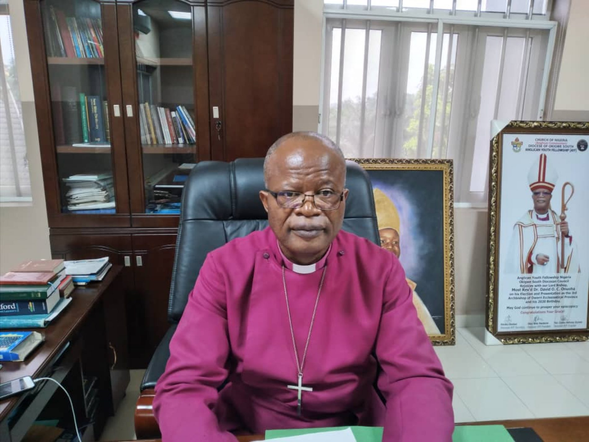 Cleric Decries Attack on Security Agencies in South East