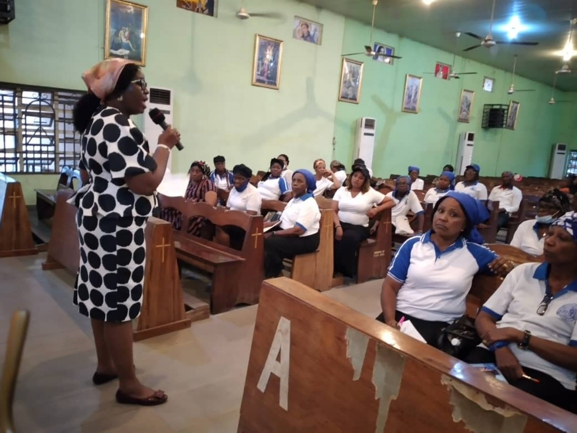 Imo Women Advised to Synergise Efforts, Support VAP Bill