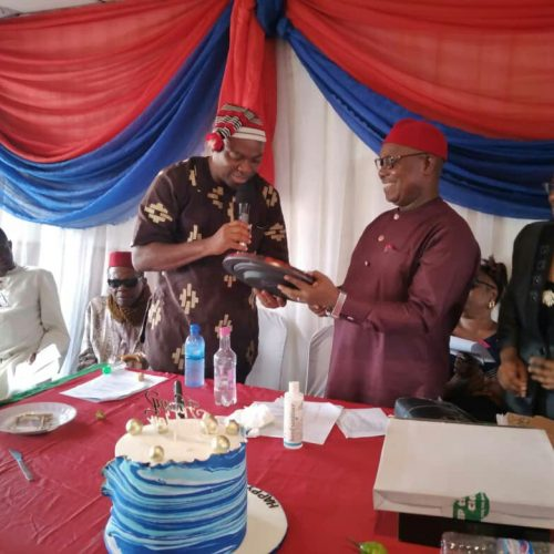 Imo NOA Boss Bows Out After 33 Years Meritorious Service