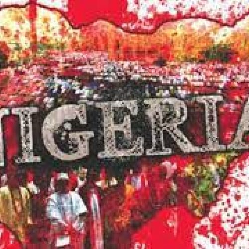"""POEM: Being at War With Nigeria and """"The Pledge"""" by Prayerlife Nwosu"""