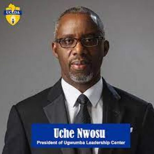 Uche Nwosu Awards Varsity Scholarship To Imo Young Star